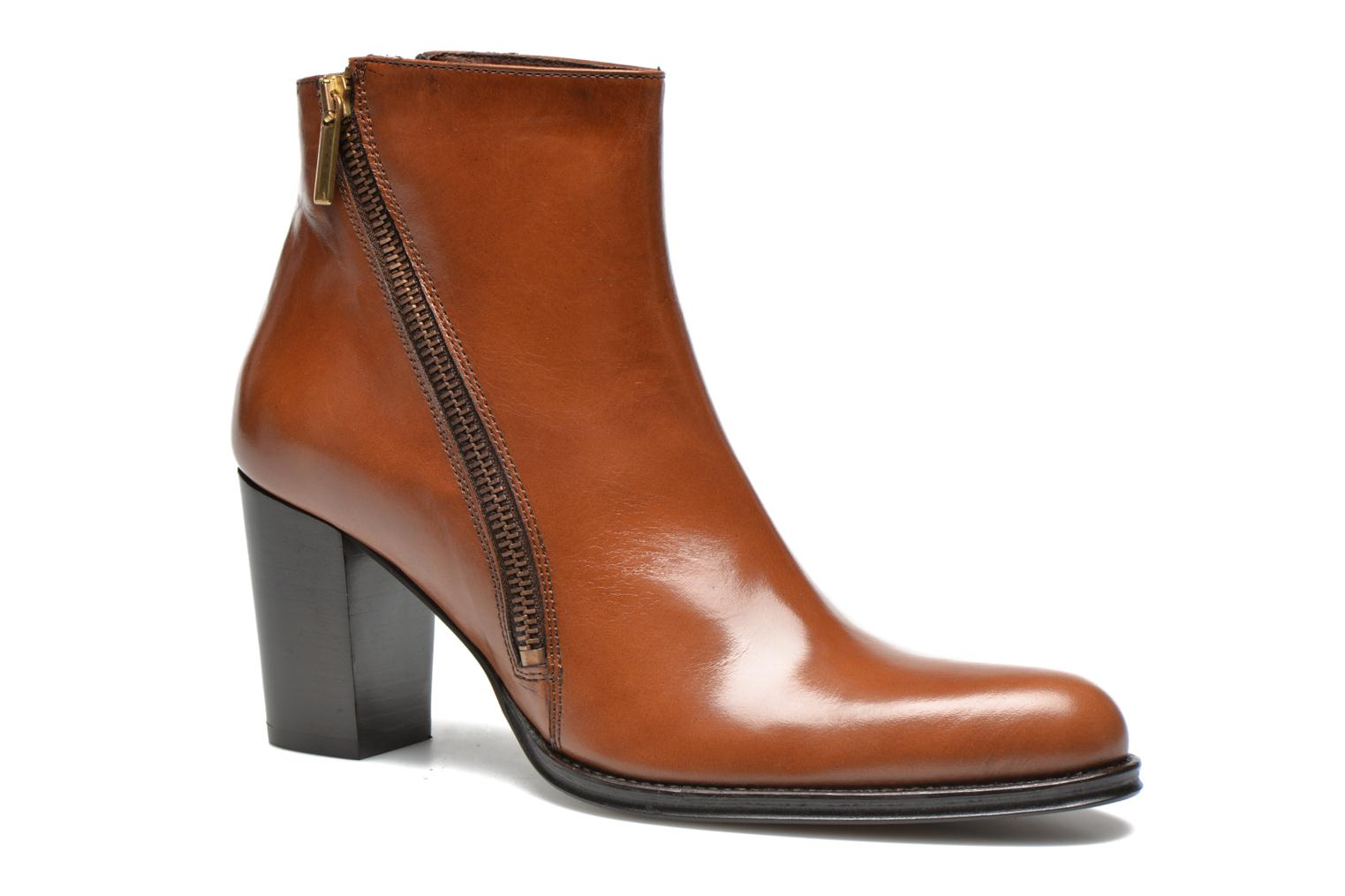 Ankle boots Muratti Passo Brown detailed view/ Pair view
