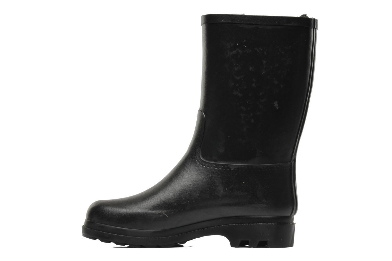 Stiefel Aigle Duvay Fur schwarz ansicht von vorne