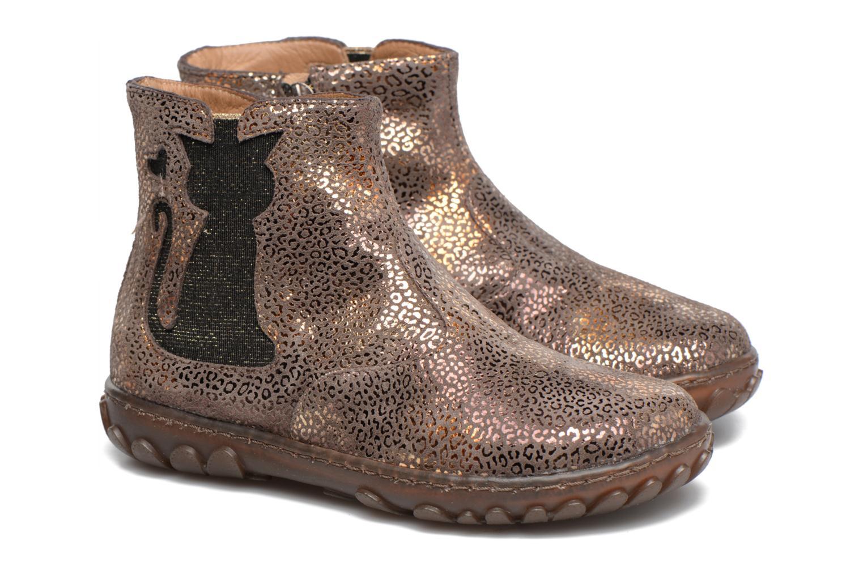 Stiefeletten & Boots Pom d Api CUTE BOOTS CAT beige 3 von 4 ansichten