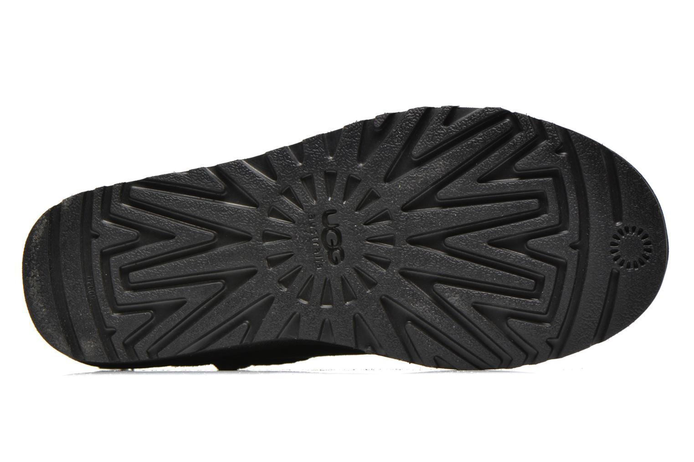 Bottines et boots UGG Mini Bailey Bow Noir vue haut