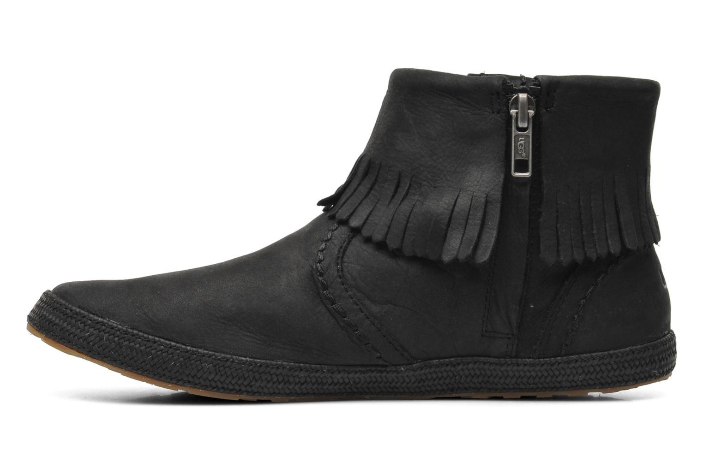 Boots en enkellaarsjes UGG Tiana Zwart voorkant