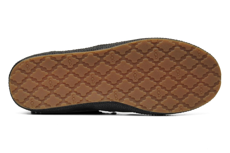 Stiefeletten & Boots UGG Tiana schwarz ansicht von oben