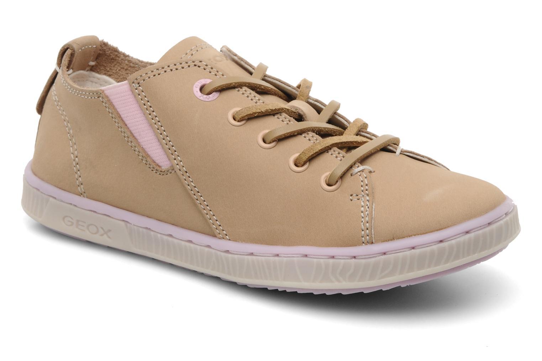Sneaker Geox JR Y Splinter A beige detaillierte ansicht/modell