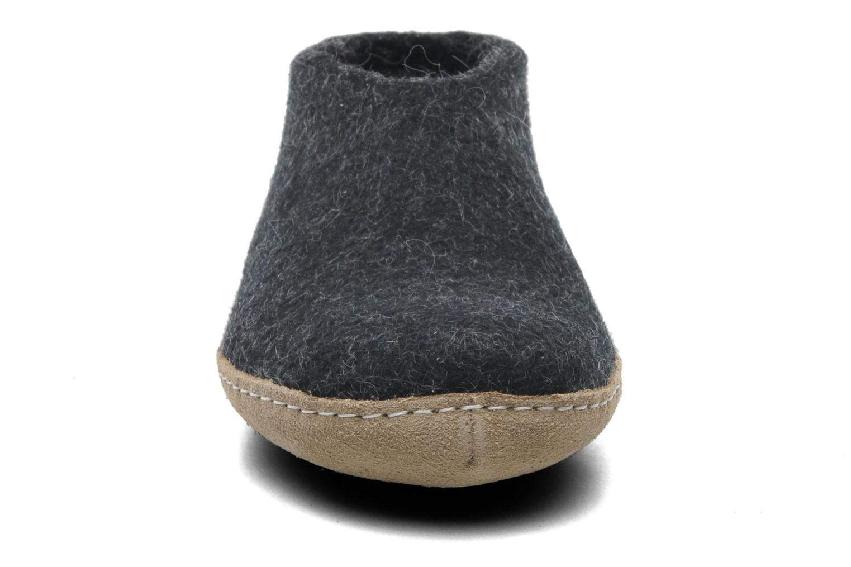 Hjemmesko Glerups Porter M Blå se skoene på