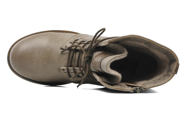 Bottines et boots Mustang shoes Bigz Gris vue gauche
