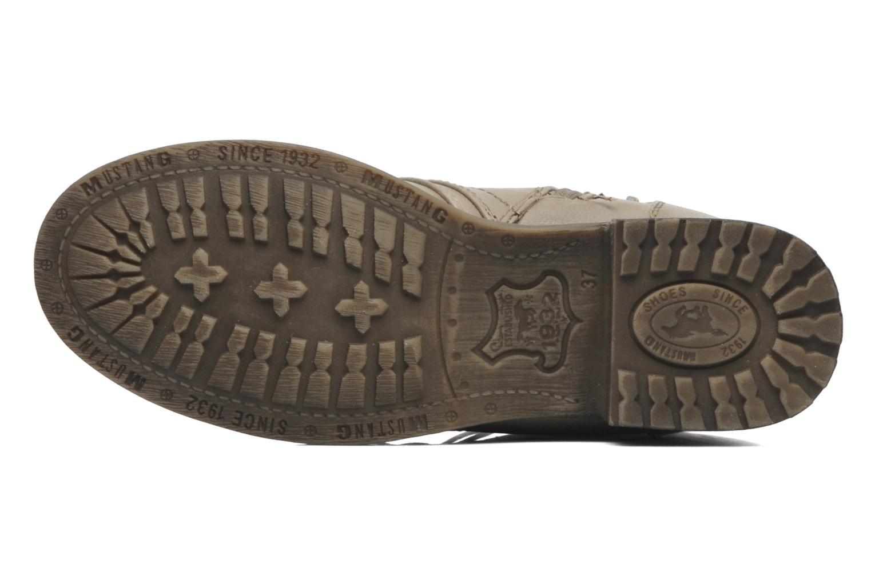 Bottines et boots Mustang shoes Bigz Gris vue haut