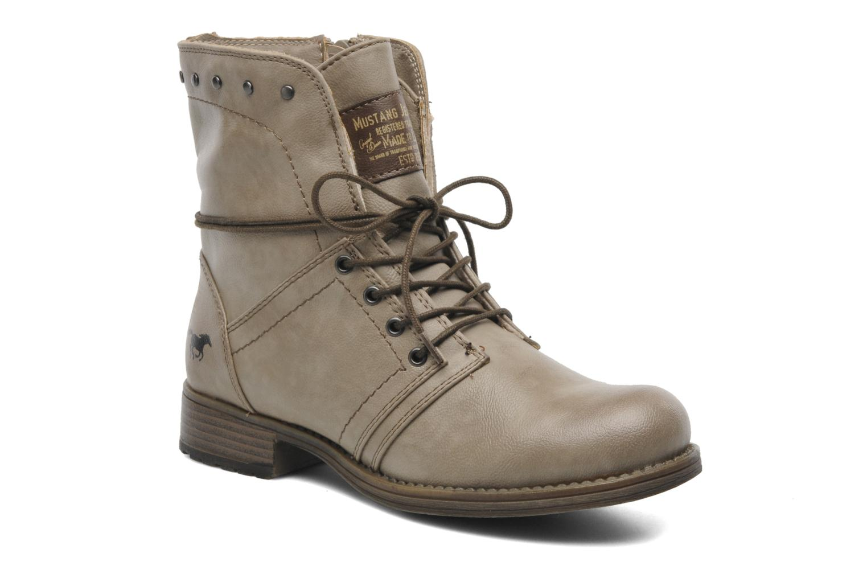 Stiefeletten & Boots Mustang shoes Bigz grau detaillierte ansicht/modell