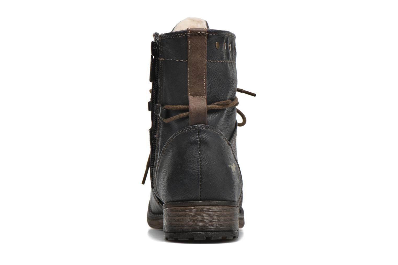 Bottines et boots Mustang shoes Bigz Gris vue droite
