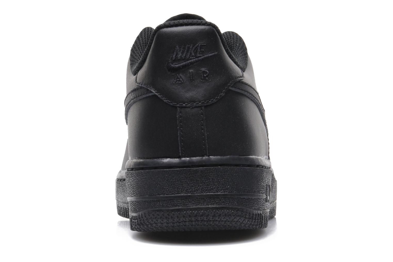 Baskets Nike Air Force 1 (Gs) Noir vue droite