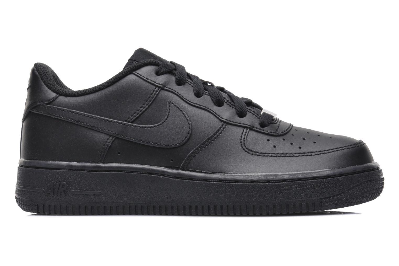 Baskets Nike Air Force 1 (Gs) Noir vue derrière
