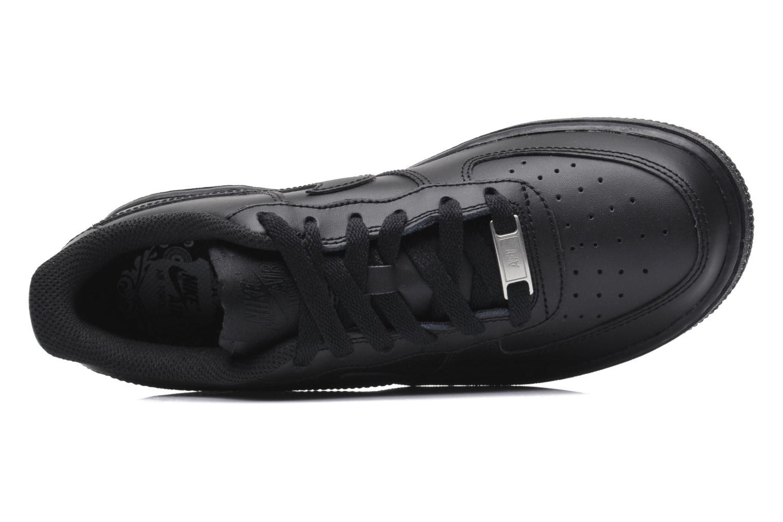 Air Force 1 (Gs) Black/black-Black