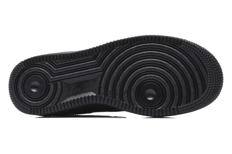 Baskets Nike Air Force 1 (Gs) Noir vue haut