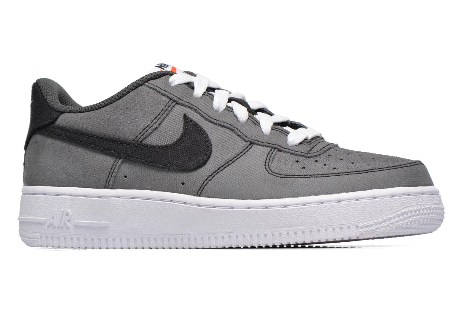 Air Force 1 (Gs) BLACK/BLACK-WHITE-ANTHRACITE