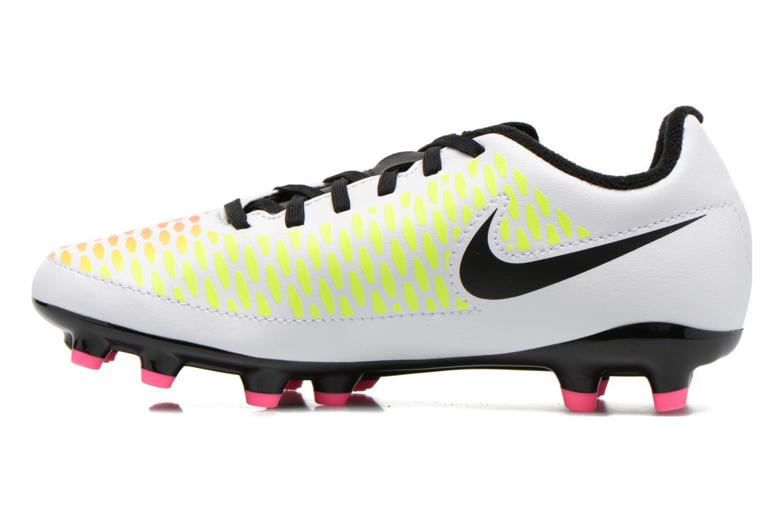 Sport shoes Nike Jr Magista Onda Fg White front view