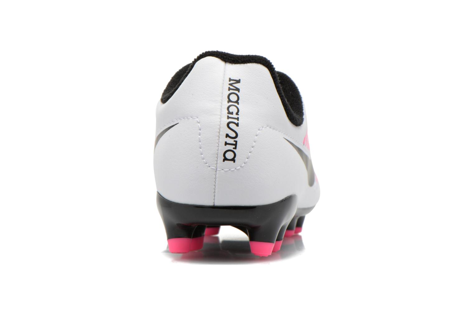 Jr Magista Onda Fg White Black-Pink Blast-Volt