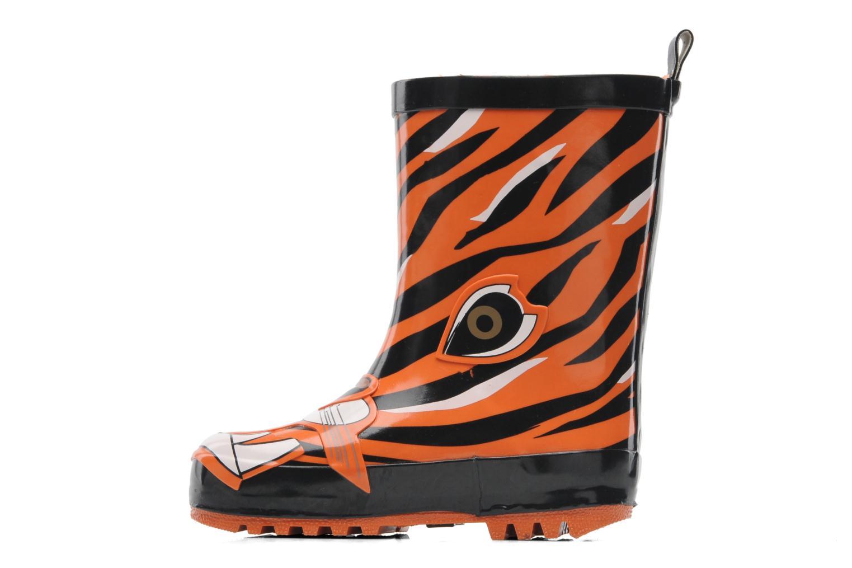Stiefel Be Only Zamby orange ansicht von vorne