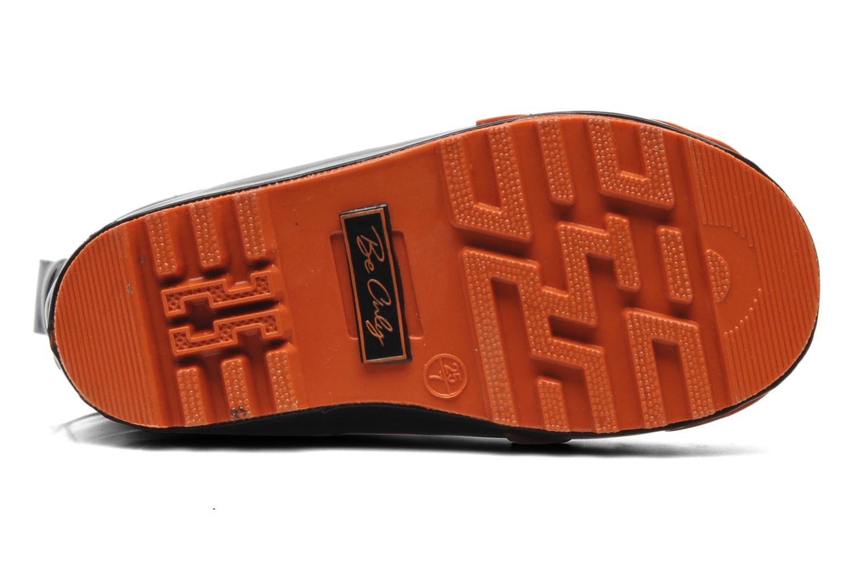 Stiefel Be Only Zamby orange ansicht von oben