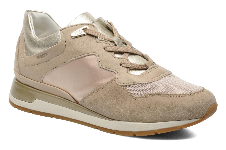 D Shahira Un D44n1a - Chaussures De Sport Pour Femmes / Bleu Geox i94YQW0h5