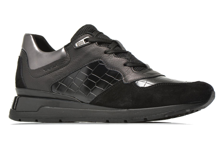 Sneakers Geox D SHAHIRA A D44N1A Svart bild från baksidan