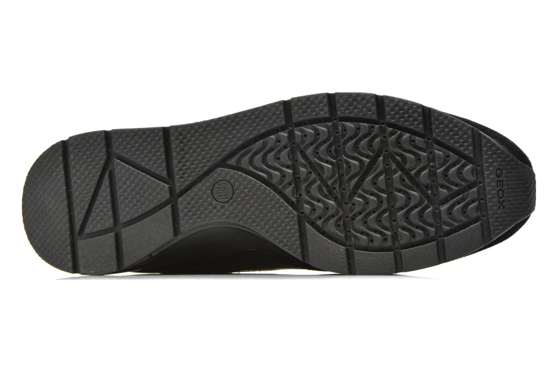Sneakers Geox D SHAHIRA A D44N1A Svart bild från ovan