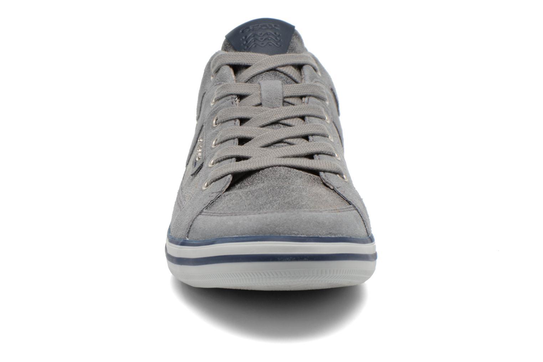 Sneakers Geox U BOX D U44R3D Grijs model