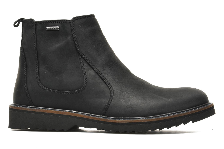 Bottines et boots Geox U CHESTER ABX U44T5D Noir vue derrière