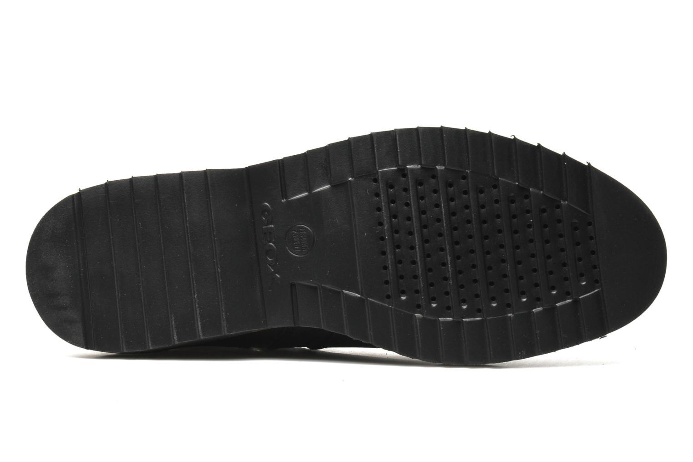 Bottines et boots Geox U CHESTER ABX U44T5D Noir vue haut