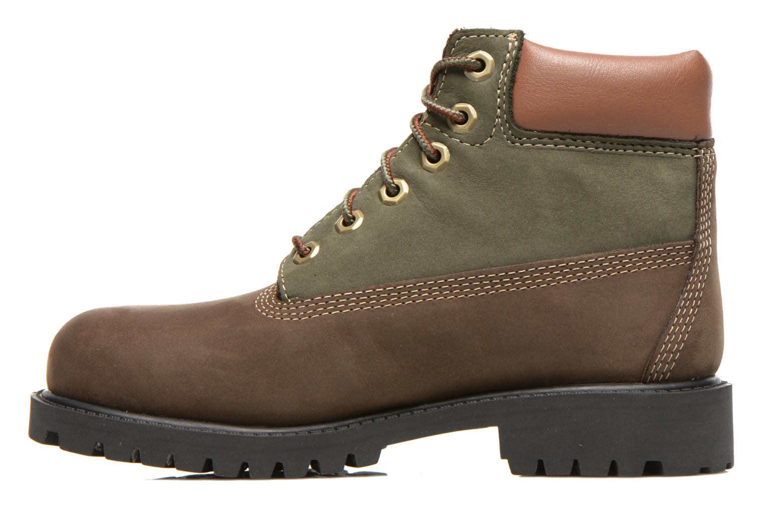 Bottines et boots Timberland 6 In Premium WP Boot Marron vue face