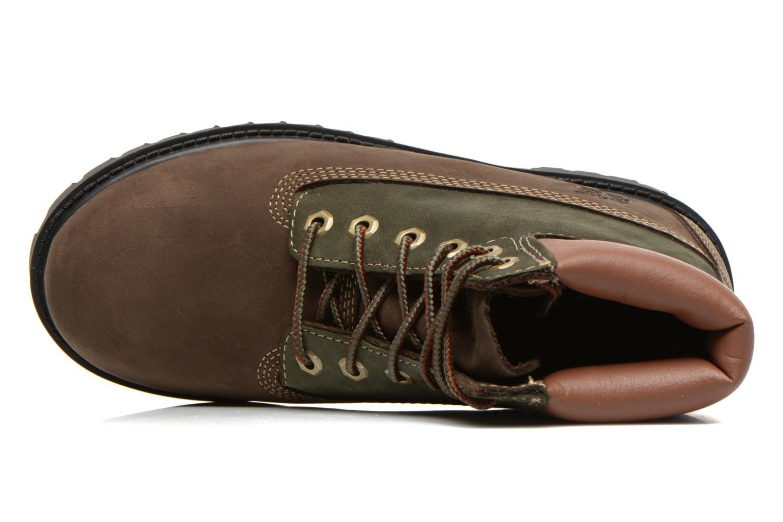 Bottines et boots Timberland 6 In Premium WP Boot Marron vue gauche