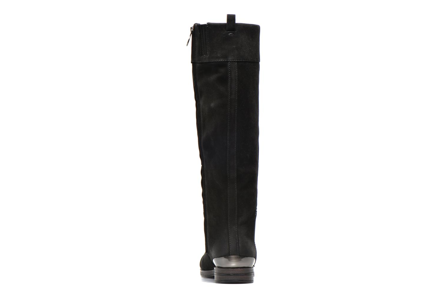 Boots & wellies Geox D DALYA B D34G4B Black view from the right