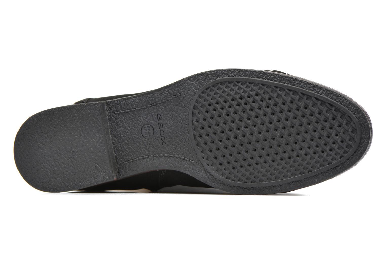 Laarzen Geox D DALYA B D34G4B Zwart boven