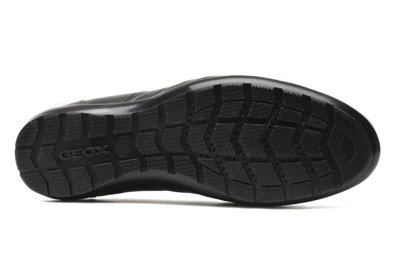 Sneakers Geox U SYMBOL L U34A5L Zwart boven