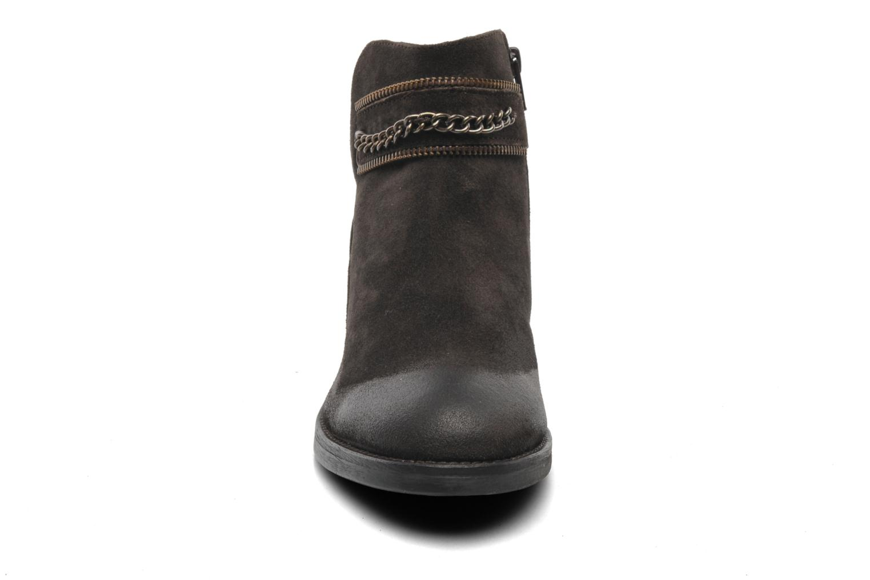 Bottines et boots Khrio Hache Marron vue portées chaussures