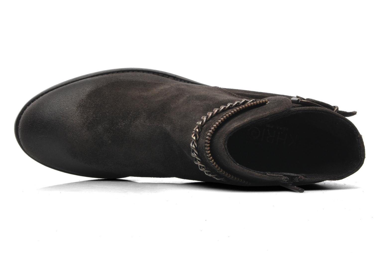 Boots en enkellaarsjes Khrio Hache Bruin links
