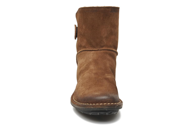 Bottines et boots Khrio Babo Marron vue portées chaussures