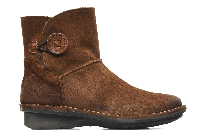 Bottines et boots Khrio Babo Marron vue derrière