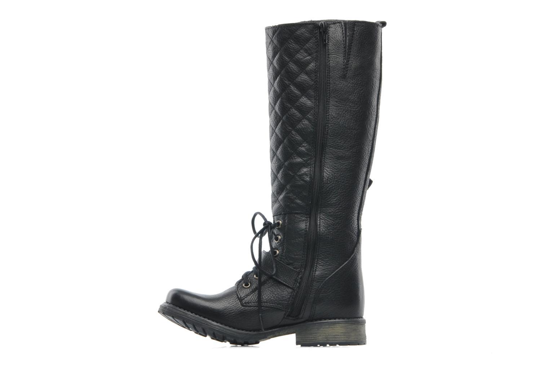 Torriq Black leather