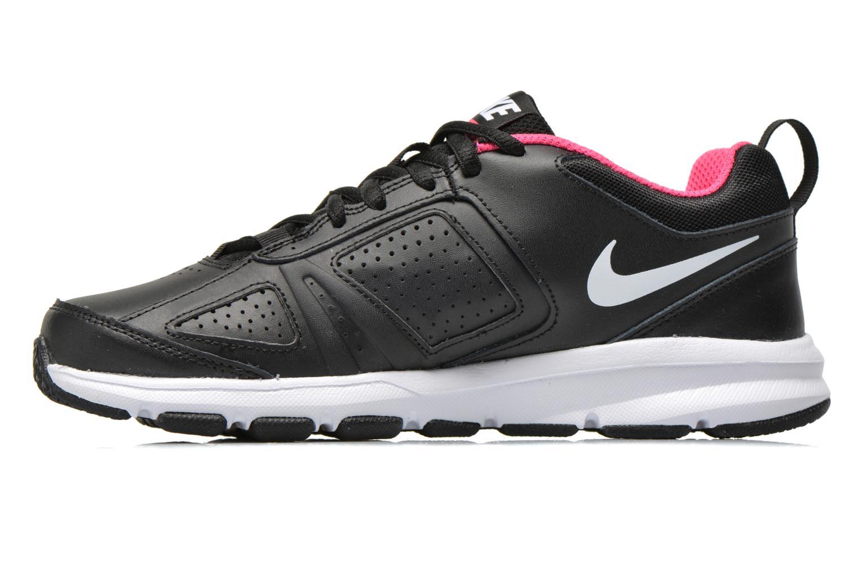 Sportschuhe Nike Wmns T-Lite Xi schwarz ansicht von vorne