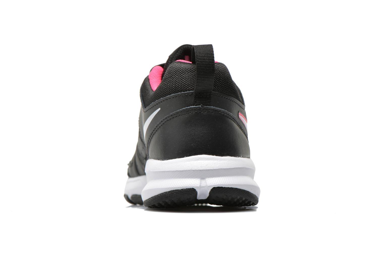 Wmns T-Lite Xi Black/White-Hypr Pink-Hypr Pnk