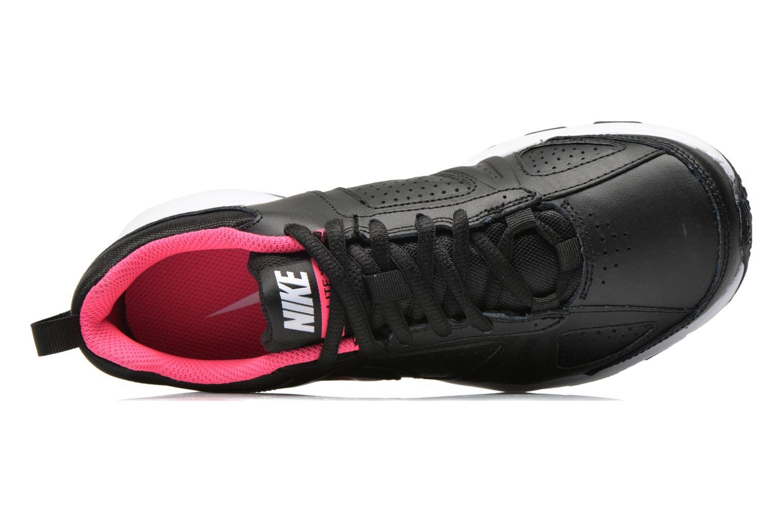 Sportschuhe Nike Wmns T-Lite Xi schwarz ansicht von links