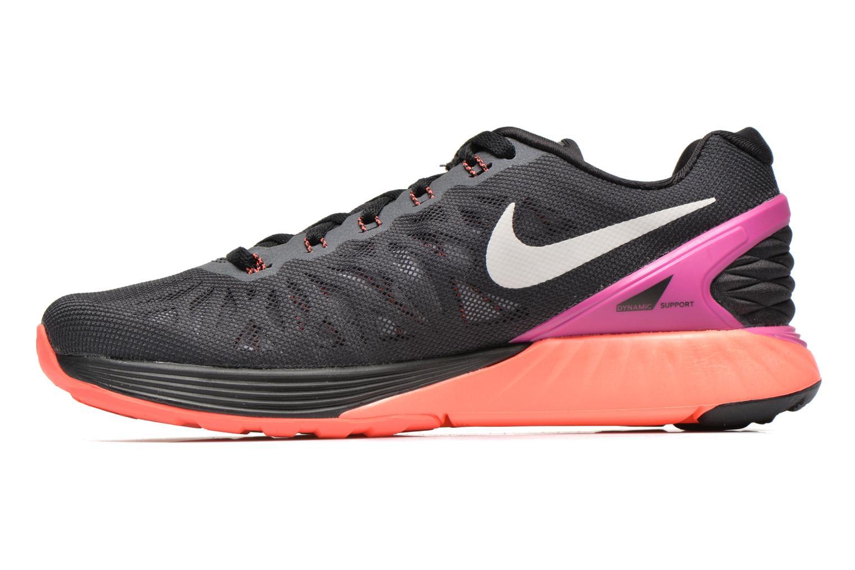 Sportschoenen Nike Wmns Nike Lunarglide 6 Multicolor voorkant
