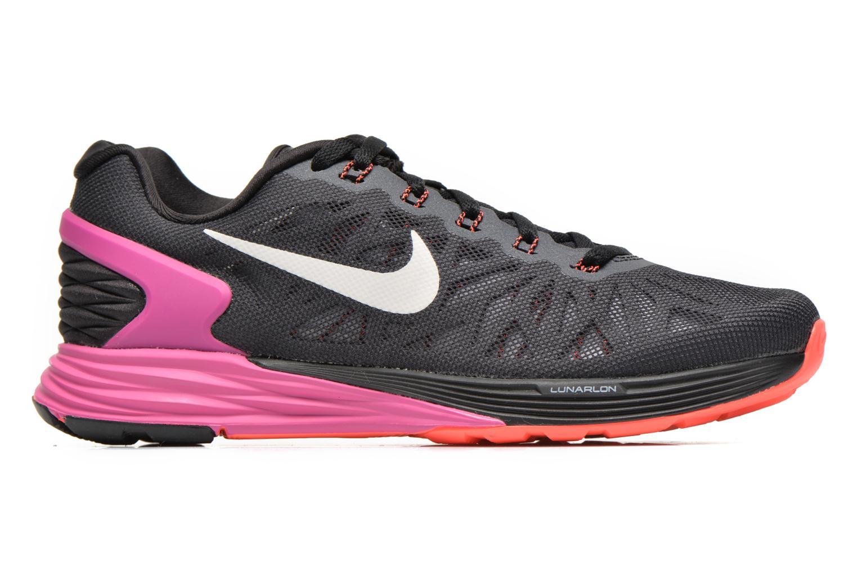 Sportschoenen Nike Wmns Nike Lunarglide 6 Multicolor achterkant