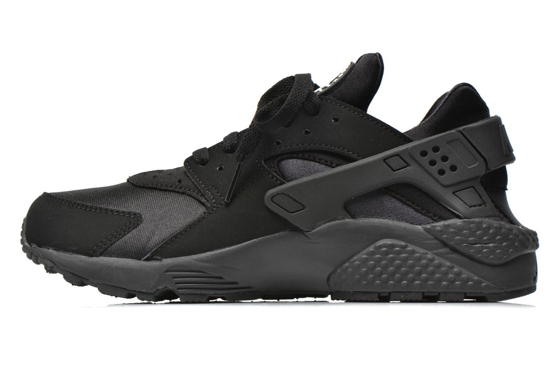 Sneakers Nike Nike Air Huarache Zwart voorkant