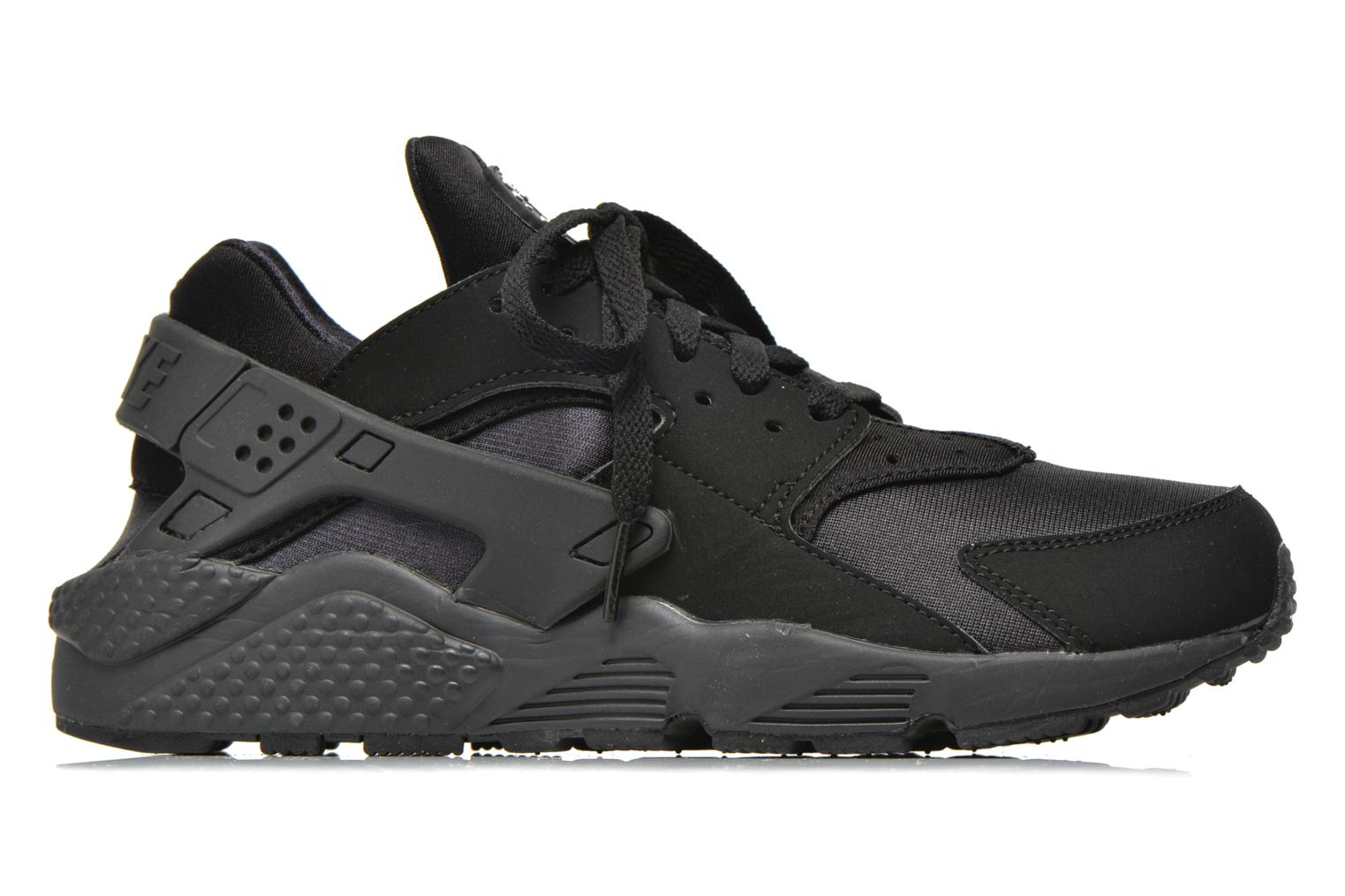 Nike Air Huarache Black/black-White