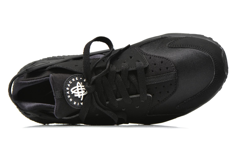 Sneaker Nike Nike Air Huarache schwarz ansicht von links