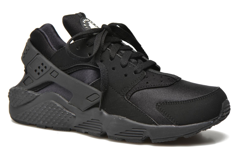 Nike Air Huarache Black/black-White