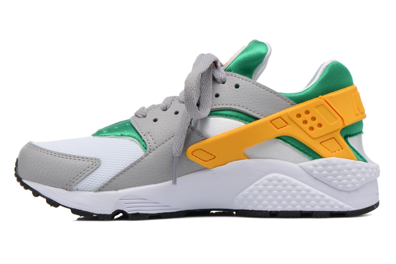 Sneaker Nike Nike Air Huarache weiß ansicht von vorne