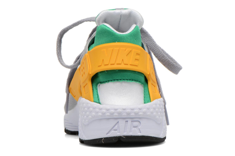 Deportivas Nike Nike Air Huarache Blanco vista lateral derecha