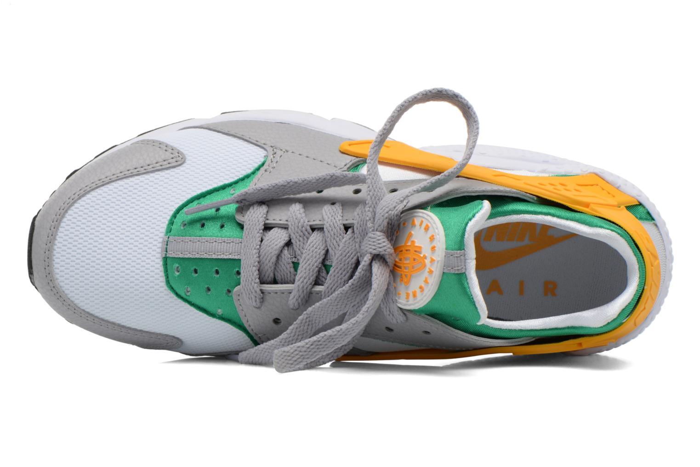 Sneaker Nike Nike Air Huarache weiß ansicht von links