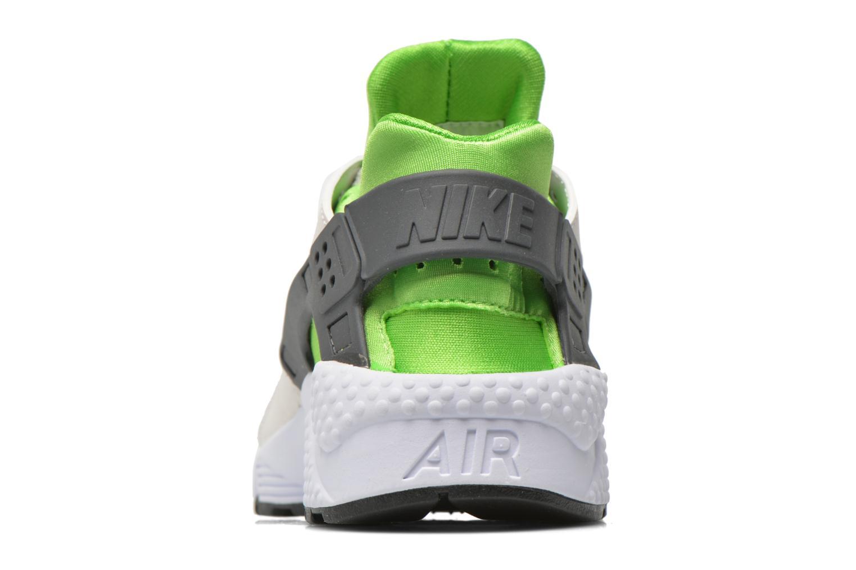 Deportivas Nike Nike Air Huarache Verde vista lateral derecha